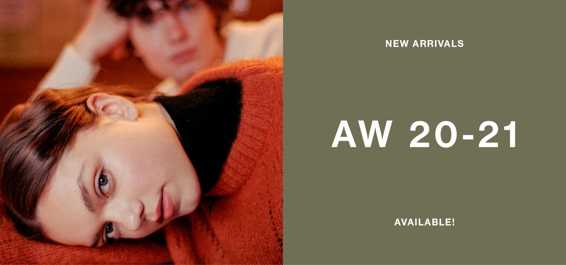 AW 20-21 new arrivals