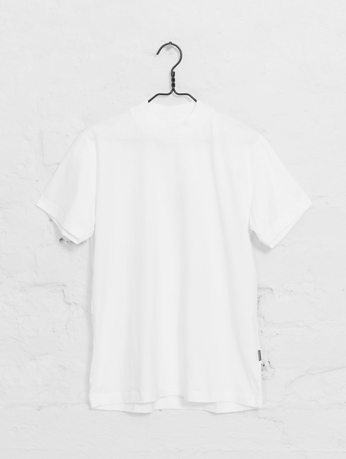 sells clearance sale Official Website High-neck T-shirt white
