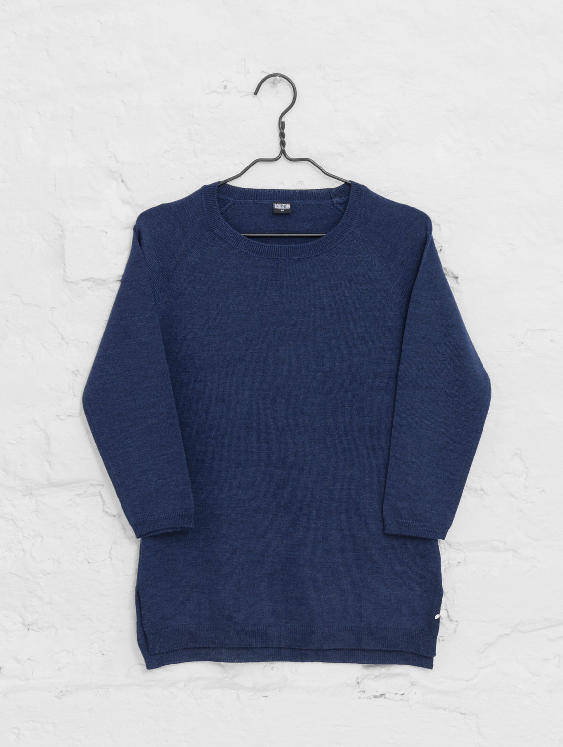 Women's Merino Sweater dark blue | R-Collection