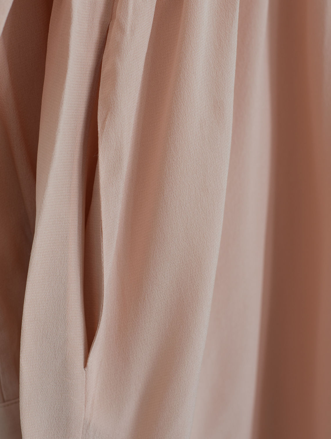 8a3cbe80db7 Lucy Silk Dress peach