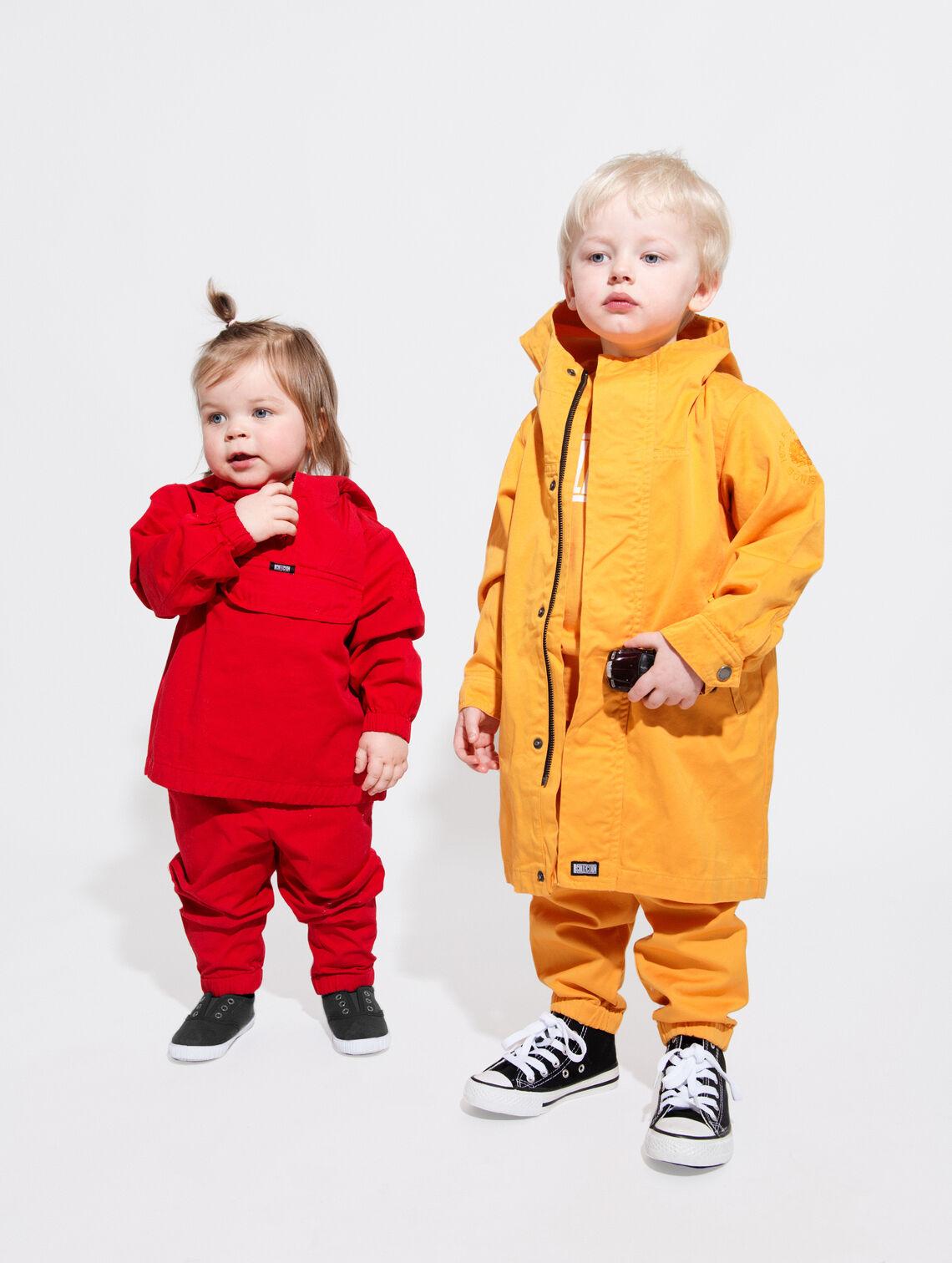 ccbb793640aa Children s Anorak red