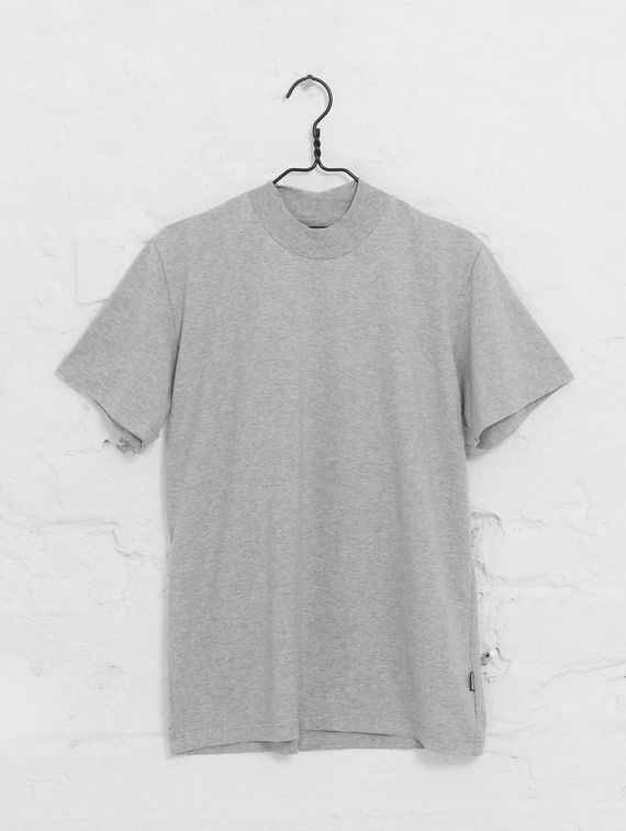 R-Collection High-Neck T-Shirt