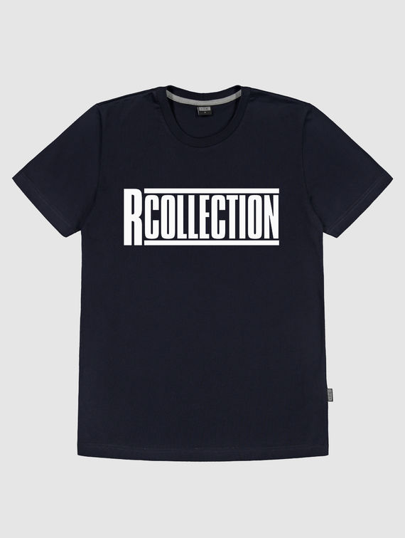 R-Collection Slim Logo T-Shirt