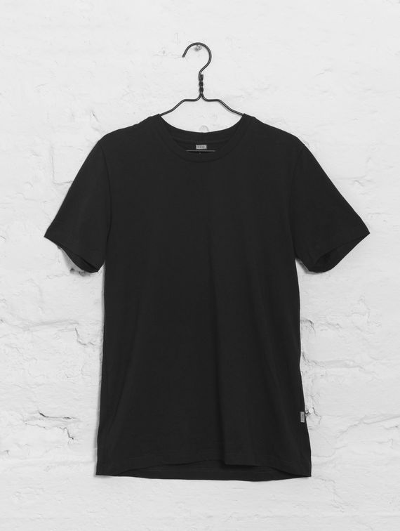 Slim T-Shirt black
