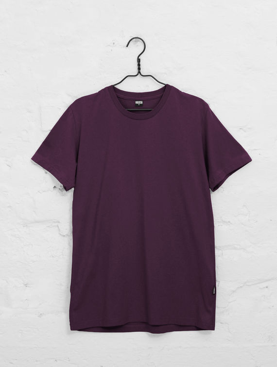 The Perfect T-Shirt plum