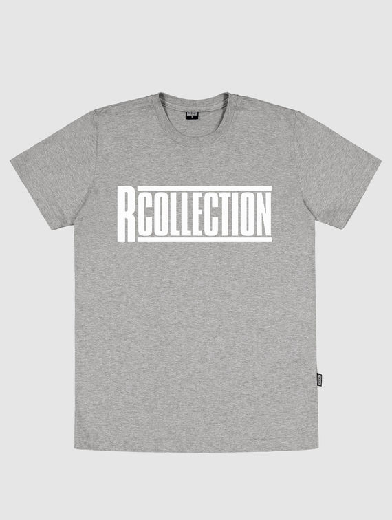 R-Collection The Perferct T-Shirt white logo