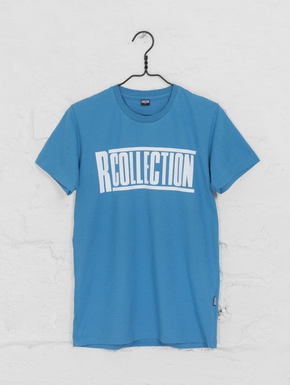 R-Collection The Perfect T-Shirt white logo