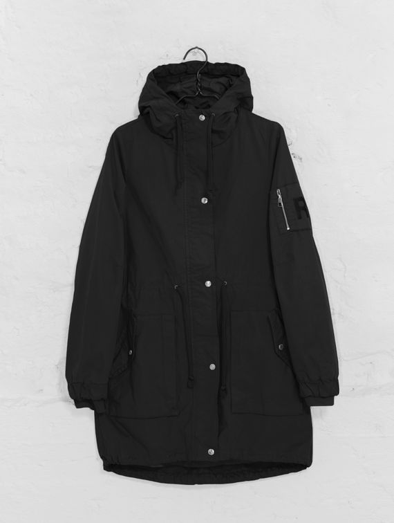 R-Collection Women's Spring Parka