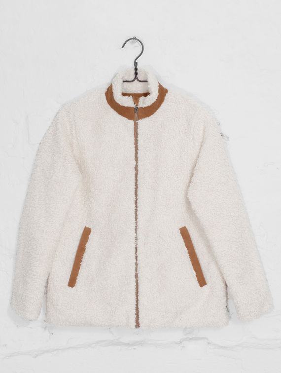 R-Collection Teddy Jacket