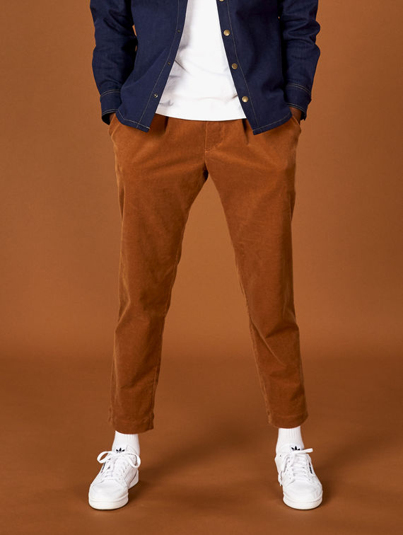 R-Collection Esa Corduroy Trousers