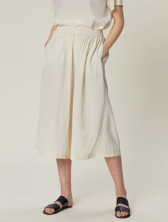 R-Collection Silk Culottes