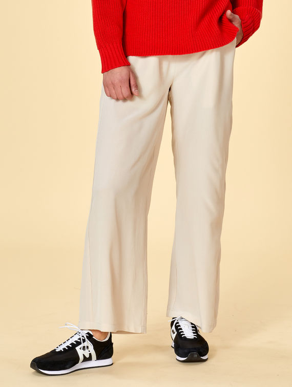 R-Collection Essi Silk Pants