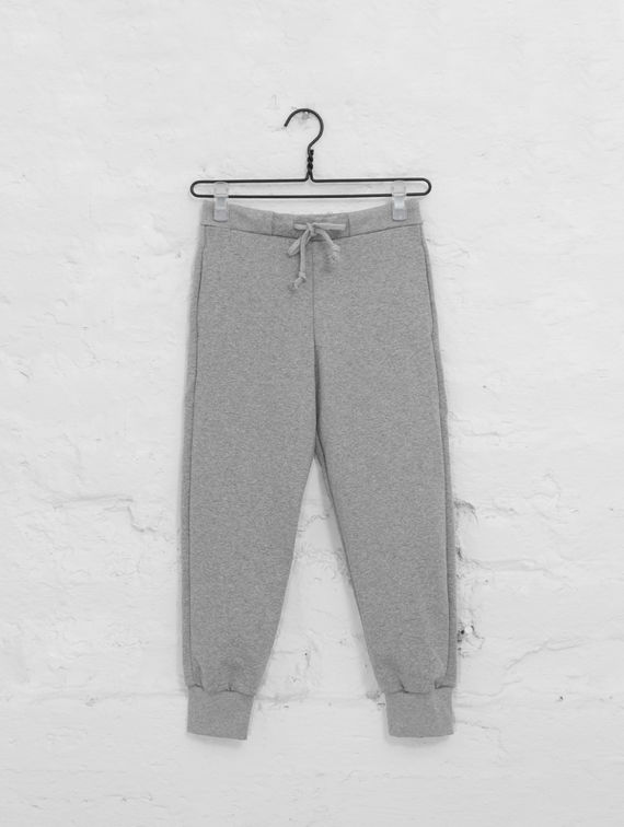 Children's Sweatpants light melange grey
