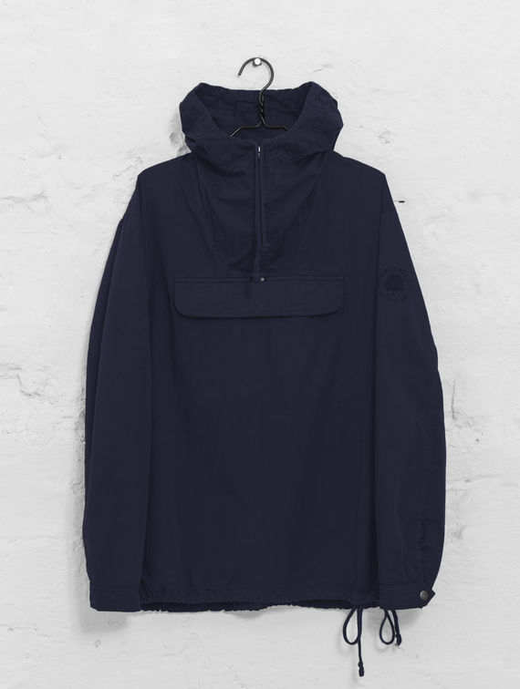 R-Collection Classic Anorak ink blue
