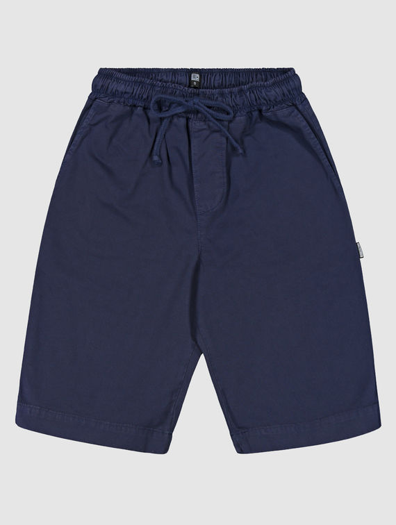 R-Collection Anorak Shorts ink blue