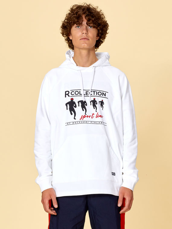 R-Collection Sport Line Hoodie