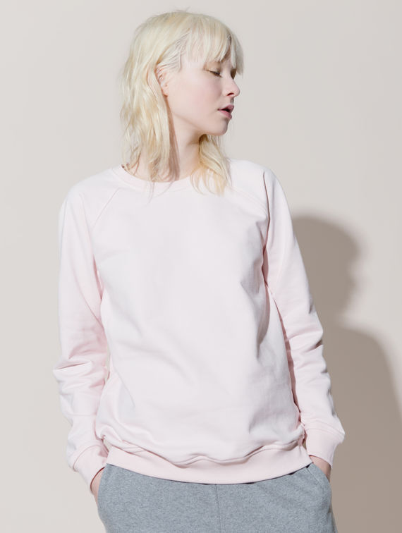 Women's Sweatshirt cotton candy