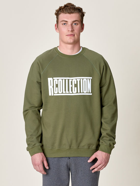 R-Collection Logo Sweatshirt