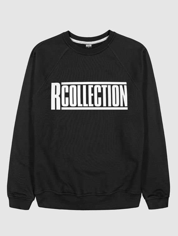 Logo Sweatshirt black