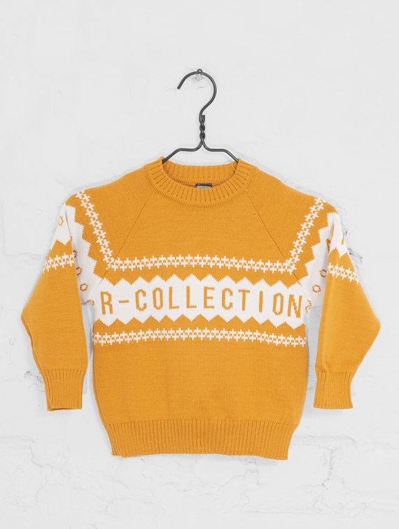 R-Collection Children's RC Merino Sweater