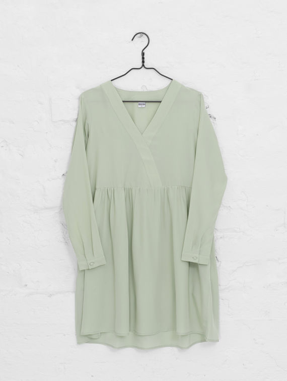 R-Collection Lucy Silk Dress