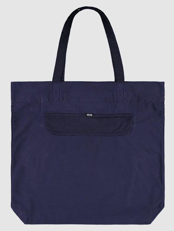 XL Anorak Bag ink blue