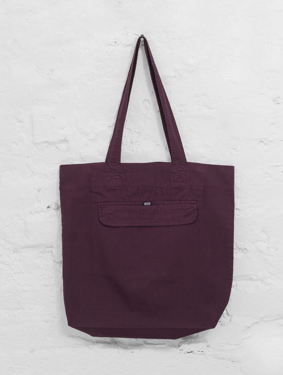 XL Anorak Bag plum