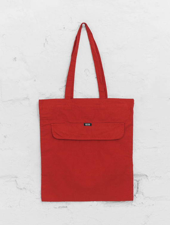 Anorak Bag red