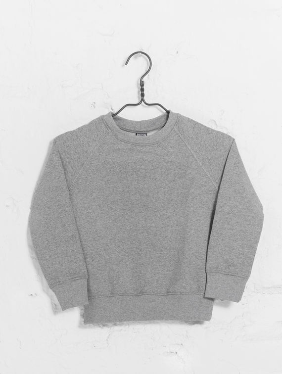 Children's Sweatshirt light melange grey