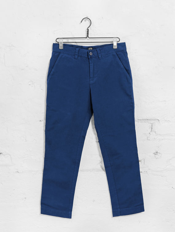 Chino Trousers blueberry