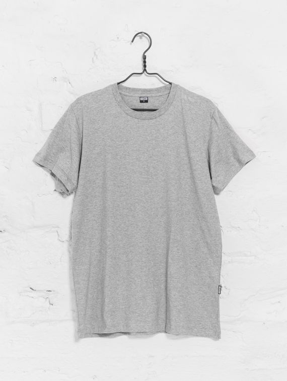 The Perfect T-Shirt light melange grey