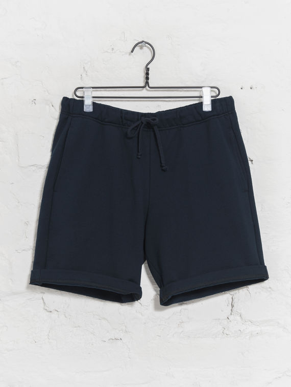 Sweatpants Shorts dark blue