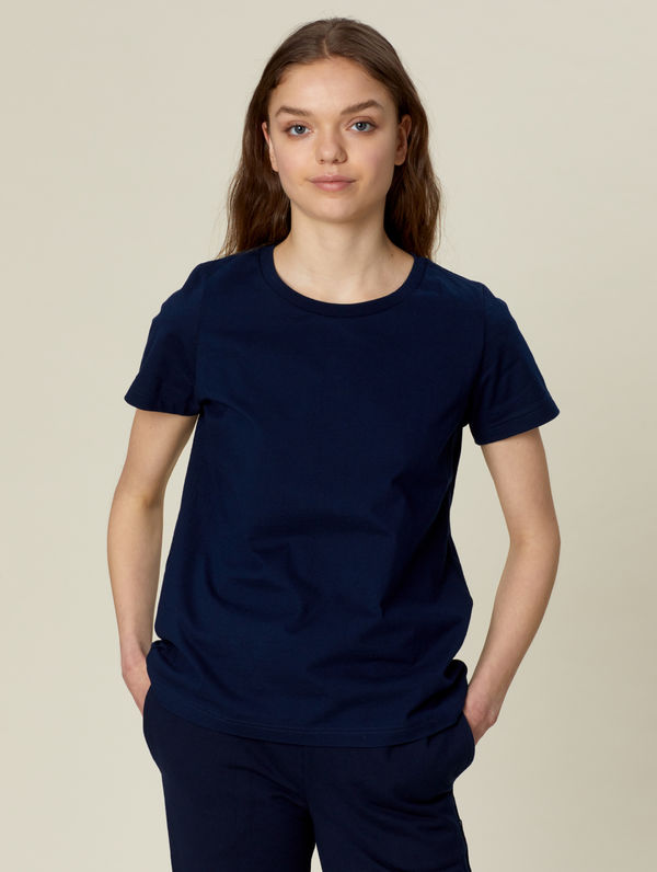 Women's T-Shirt dark blue