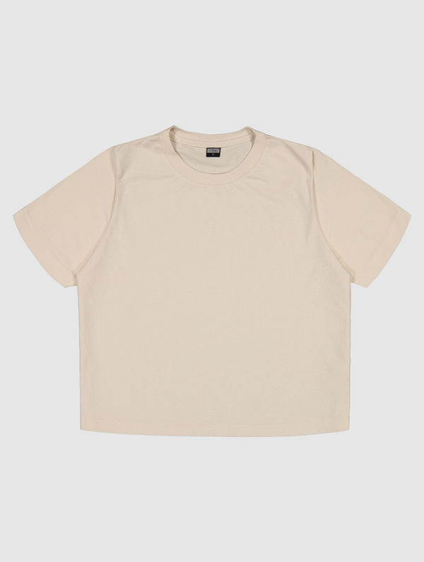 Cropped T-Shirt birch