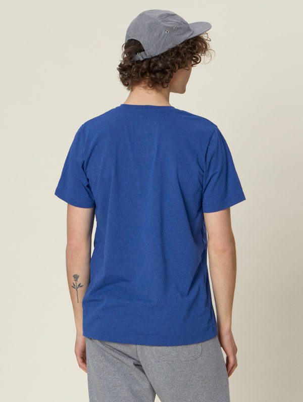 Recycled T-Shirt (regular fit) blue