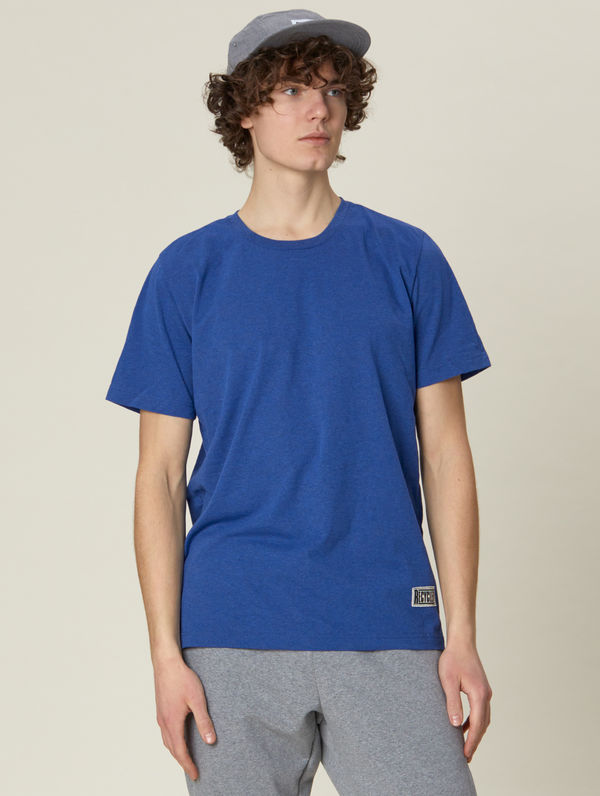 Recycled T-Shirt (slim fit) blue