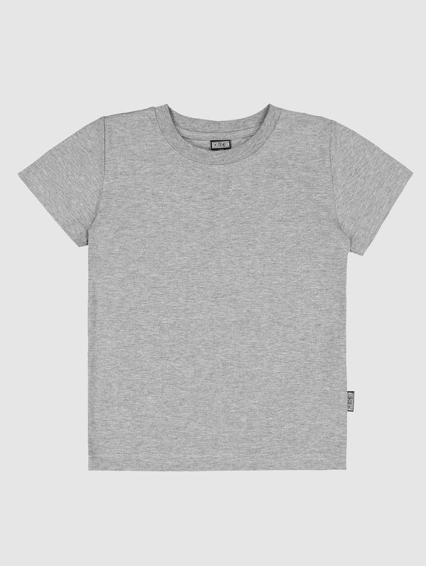 Children's T-Shirt light grey melange