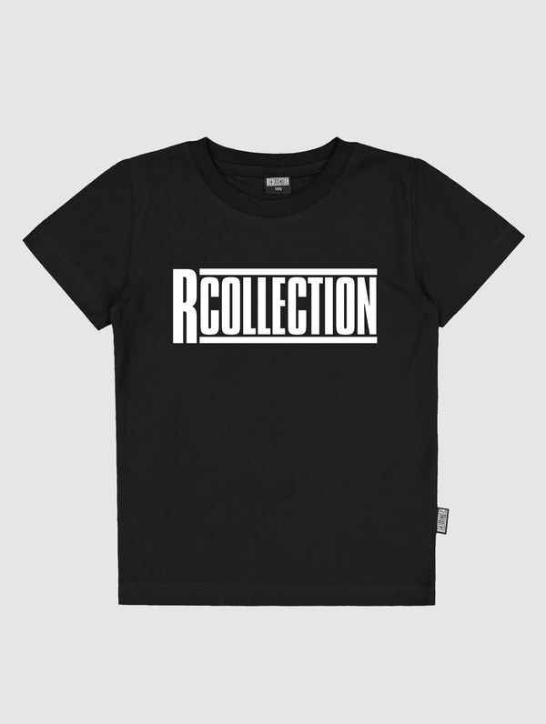 Children's T-Shirt black / white R-Collection