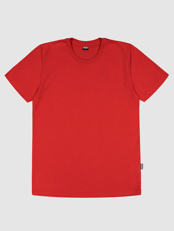 Slim T-Shirt red