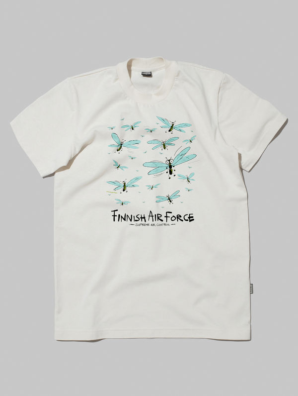 Finnish Air Force T-Shirt cream