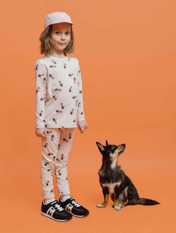 Children's Leggings ant print