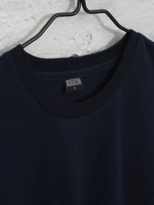 Long-Sleeved T-Shirt dark blue