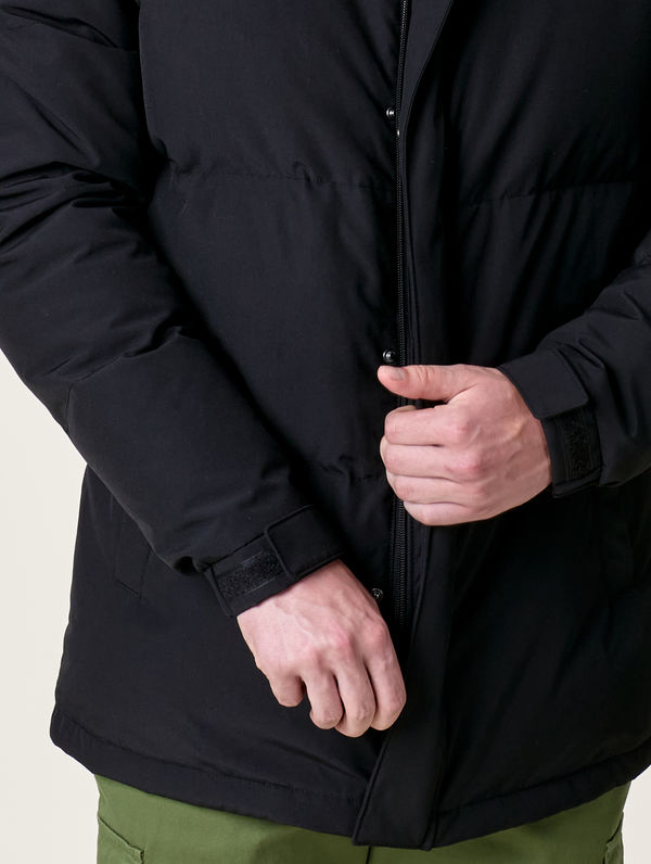 Kinos Downjacket black