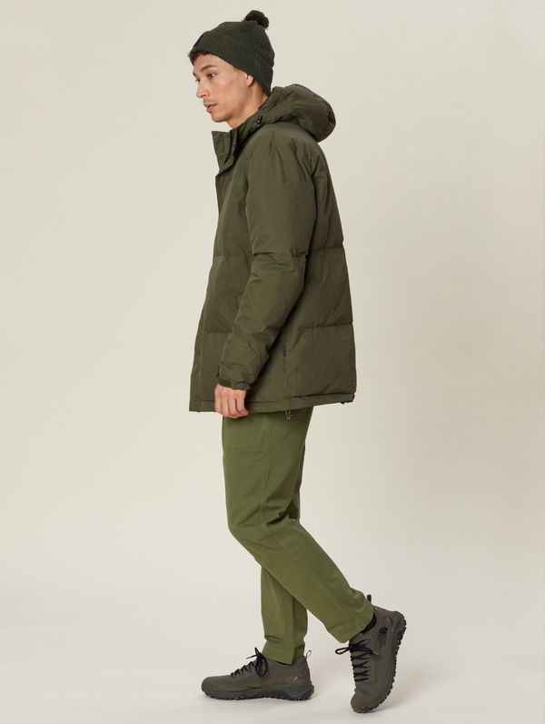 Kinos Downjacket olive green