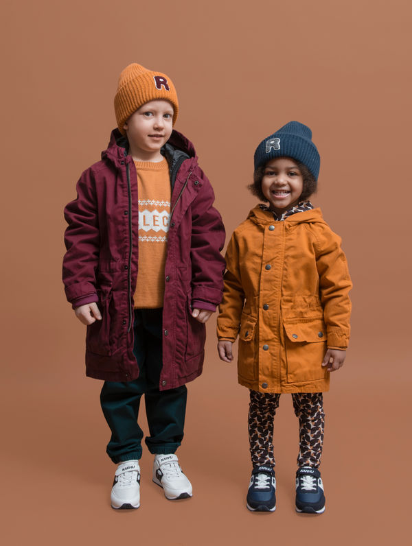Children's Parka honey