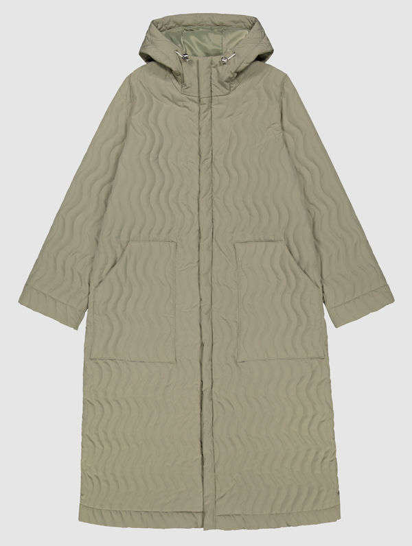 Tuohi Jacket light moss green