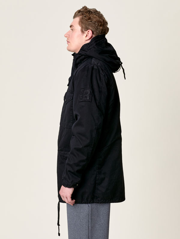 Army Parka black
