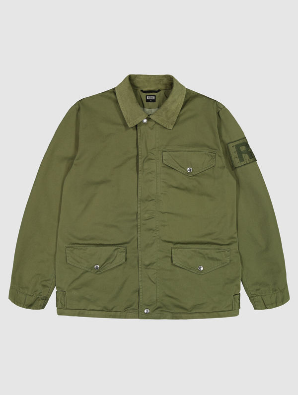Tony Jacket moss green