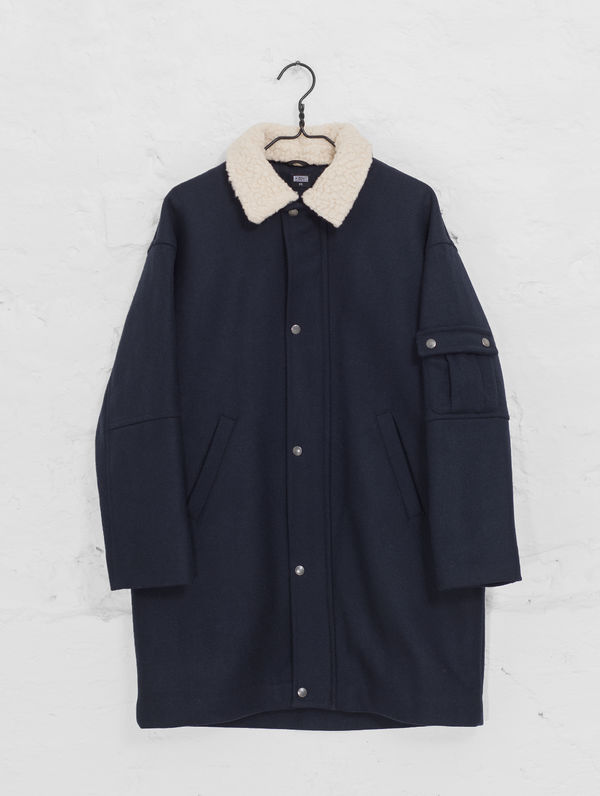 Eino Jacket ink blue