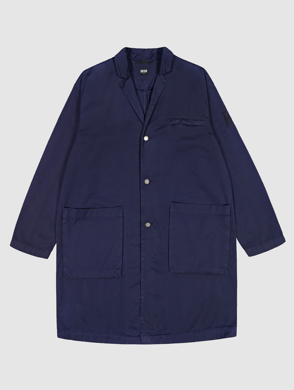 Roos Jacket ink blue